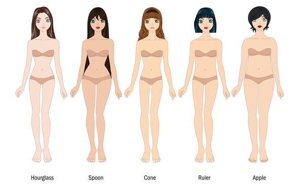 Body Shapes - Holley Banks